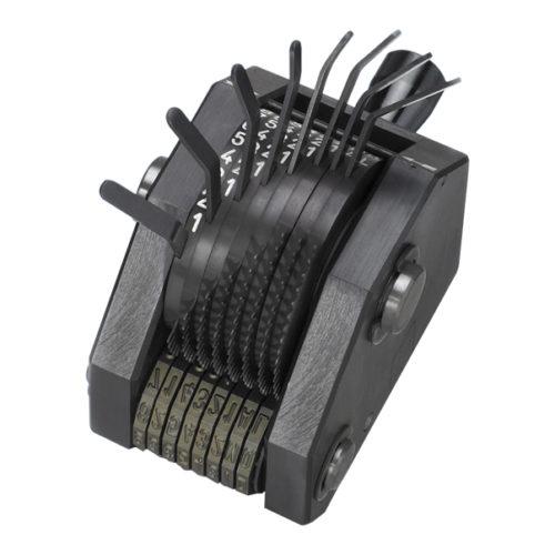 WSV 1501 Räder-Stempelwerkzeug