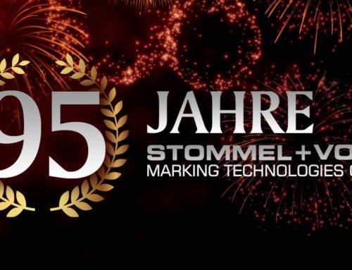95 Jahre STOMMEL+VOOS Marking Technologies GmbH